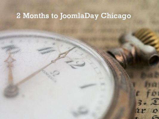 2 Months to JoomlaDay Chicago 2019