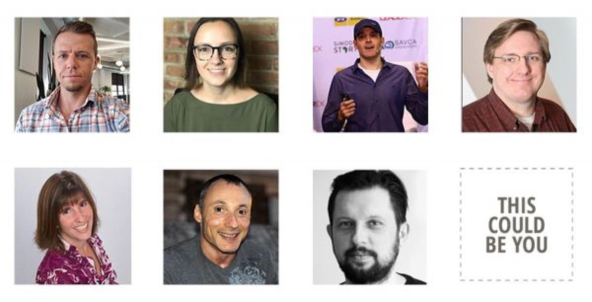 2020 JoomlaDay Chicago Speakers
