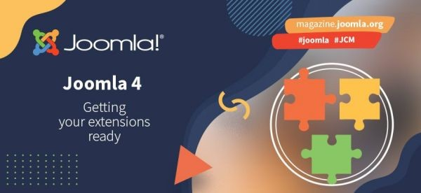 Getting extensions ready for Joomla 4
