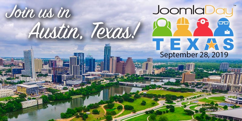 JoomlaDay Texas 2019